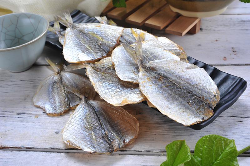 干黄线鱼片